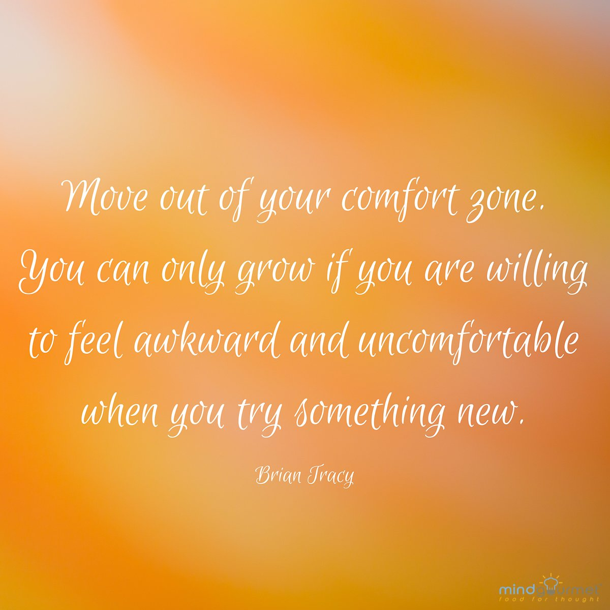 No one likes feeling unsteady but remember every time you finally got it... it&#39;s worth it. Find support to steady you and push on. #BrianTracy  @brian_tracey #comfortzone #comfortzoneweek #catchoftheday  https:// mindgourmet.com/catch-of-the-d ay/comfort-zone-2/ &nbsp; … <br>http://pic.twitter.com/AHJCmWHfWe
