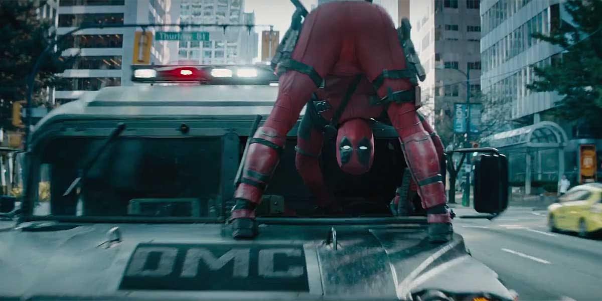 Marvel Cómics México's photo on #Deadpool2