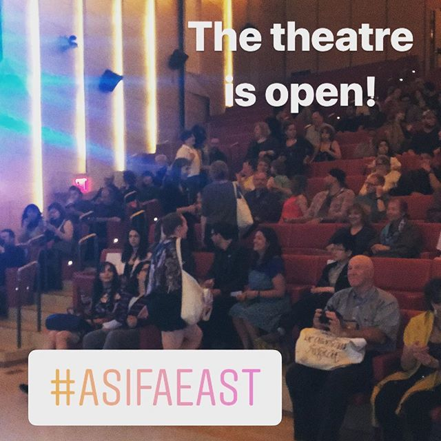 It's almost show time for #asifaeast! Awards 2018!