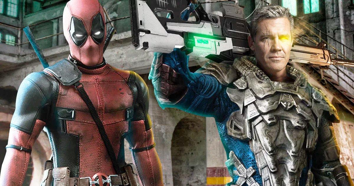 movieweb's photo on #Deadpool2