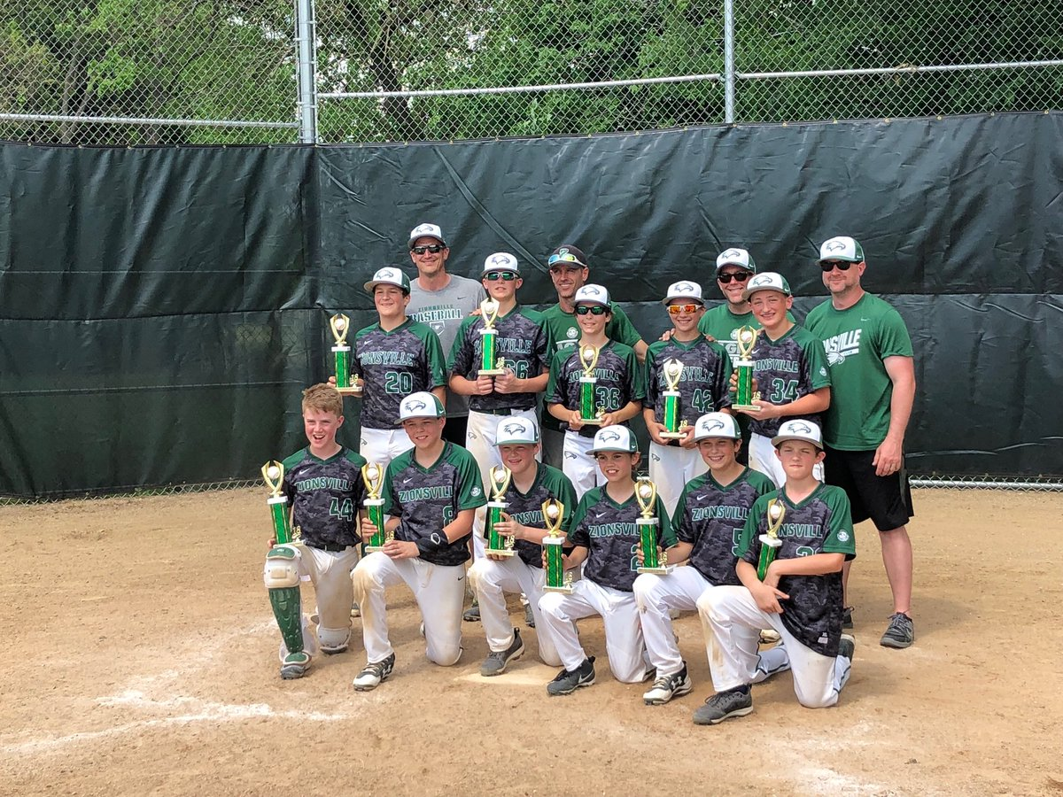 Zionsville Baseball On Twitter Congrats To All The Zbc Teams Who Competed This Weekend 8u Green Field Of Dreams Champs 9u White Field Of Dreams Champs 12u Green Eagle Rumble Champs 501