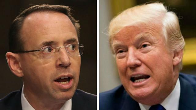 Rosenstein asks DOJ watchdog to probe Trump campaign surveillance claims https://t.co/aGdrmAy0c3 https://t.co/81Fysq0UeI