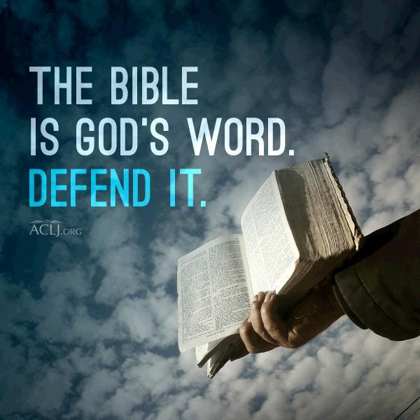 RT if you believe the #Bible is worth defending. <br>http://pic.twitter.com/QUmOADXGCQ