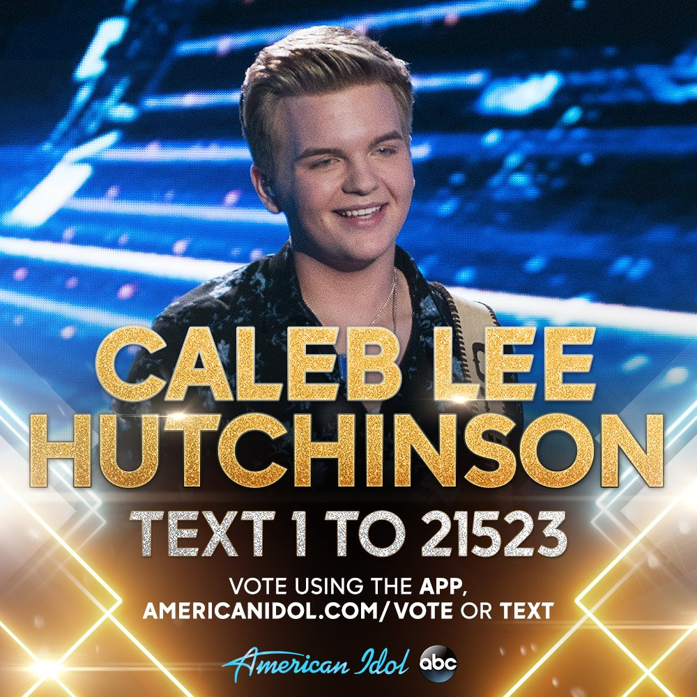 You have until 9AM ET to vote for @calebleemusic! #AmericanIdol #IdolFinale https://t.co/67eFSago63