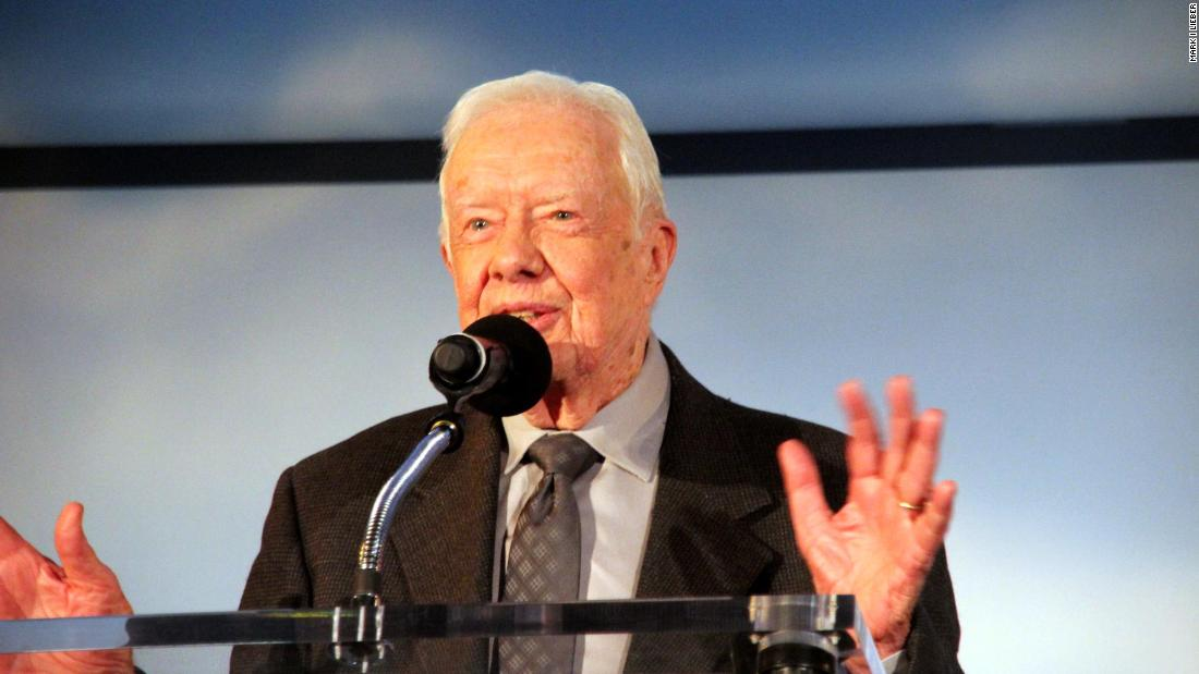 Former President Jimmy Carter says discrimination against women and girls is the worlds biggest problem cnn.it/2KG9lcd
