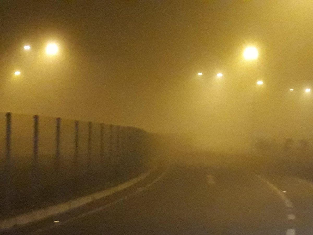 RT @cflores220 Precaución en litoral central algarrobo  el Quisco  el tabo bastante niebla en ruta. @reccilitoral  @RNE_San_Antonio  @SanAntonio_SOS