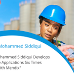 In today's installment of our rapid developer profile series, we are featuring @ma_siddiqui786, Principle Business Engineer/Scrum Master & Certified Mendix Expert Developer at @AuraQUK. https://t.co/jALEzxFrnE