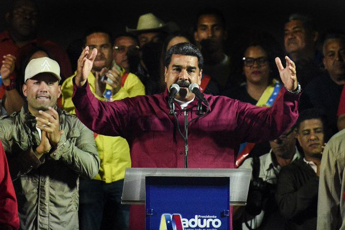 Nicolas Maduro Photo