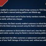 #ICICIBankTravelCard