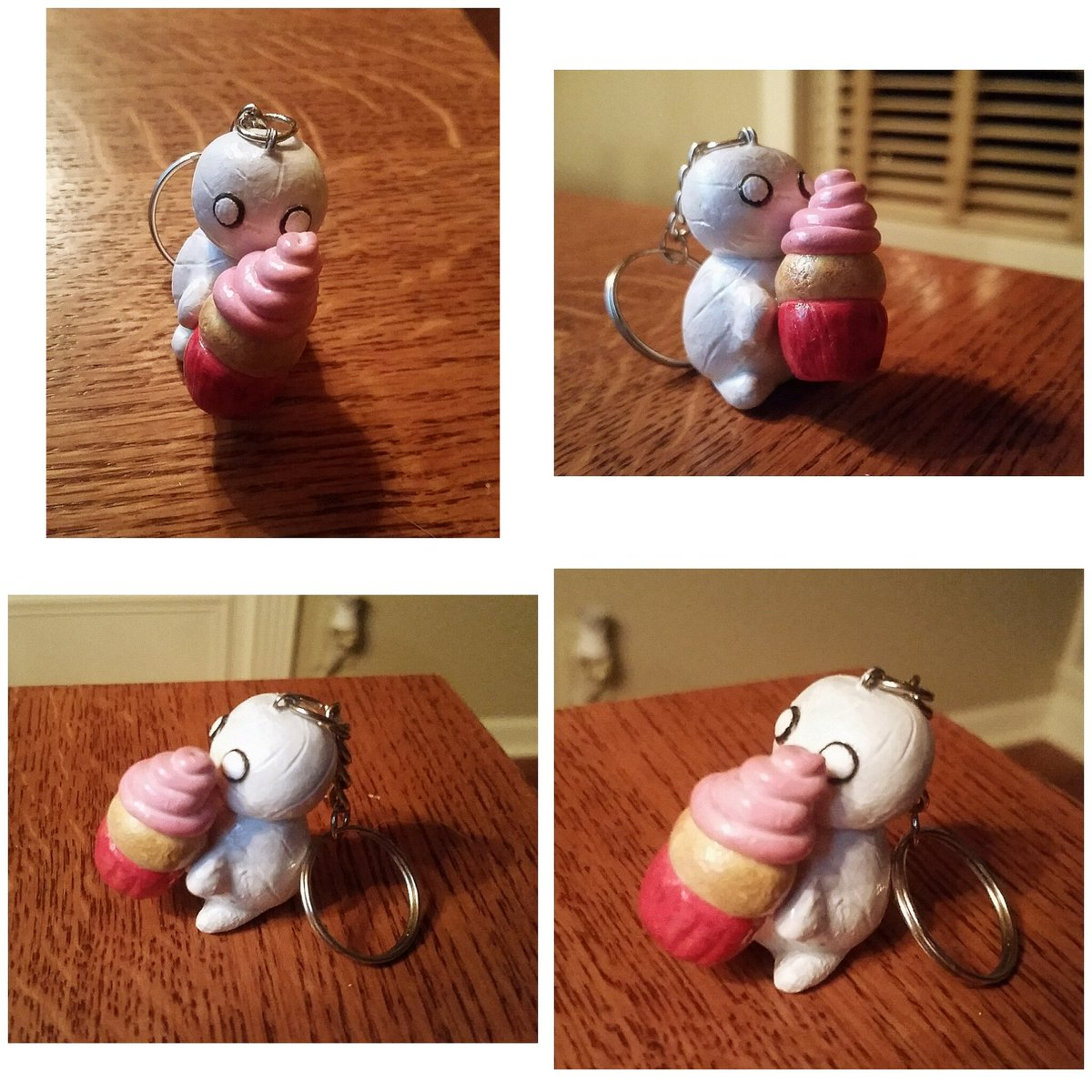 Brookemadar On Twitter A Key Chain I Made For My Friend S Birthday The Character Is Mii Kun From How To Keep A Mummy Also Known As Miira No Kaikata Really Cute And Highly Curious to see the others appear in this he sends him a mummy as he found it cute and thinks sora will like it. mii kun from how to keep a mummy