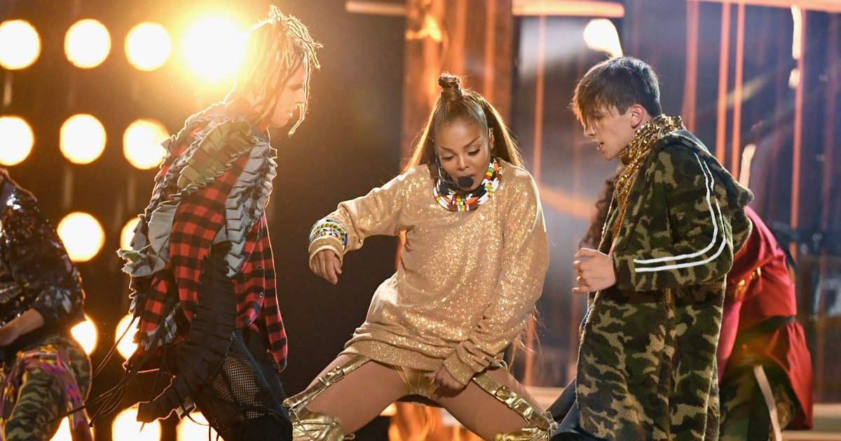 Watch Janet Jackson perform 'Nasty' and salute #MeToo during her #BBMAs speech https://t.co/Wydtf0pAxS https://t.co/0Z1g68HYCN
