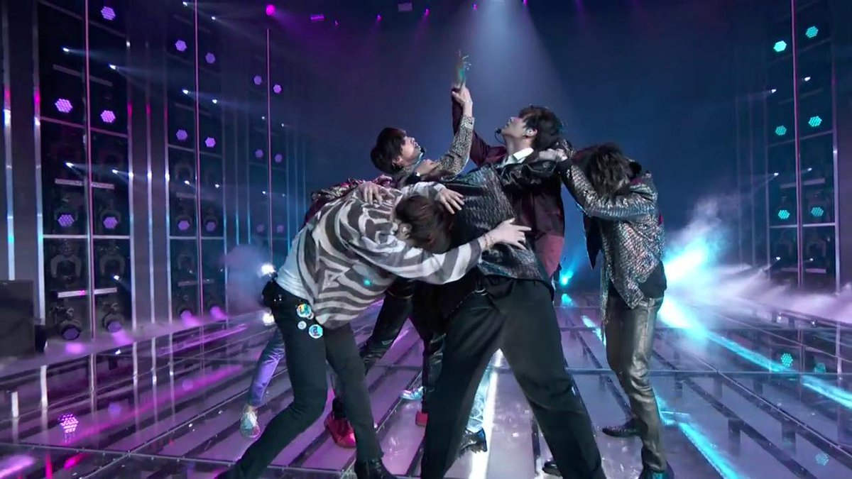 Wont be forgetting that @BTS_twt performance anytime soon! Glad to have them back at the #BBMAs.