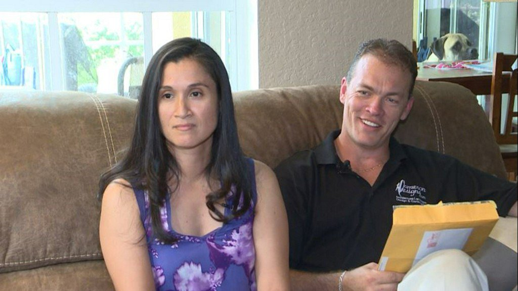 Spring Hill family receives lawsuit after posting negative review on social media on.wtsp.com/2LdMh5o