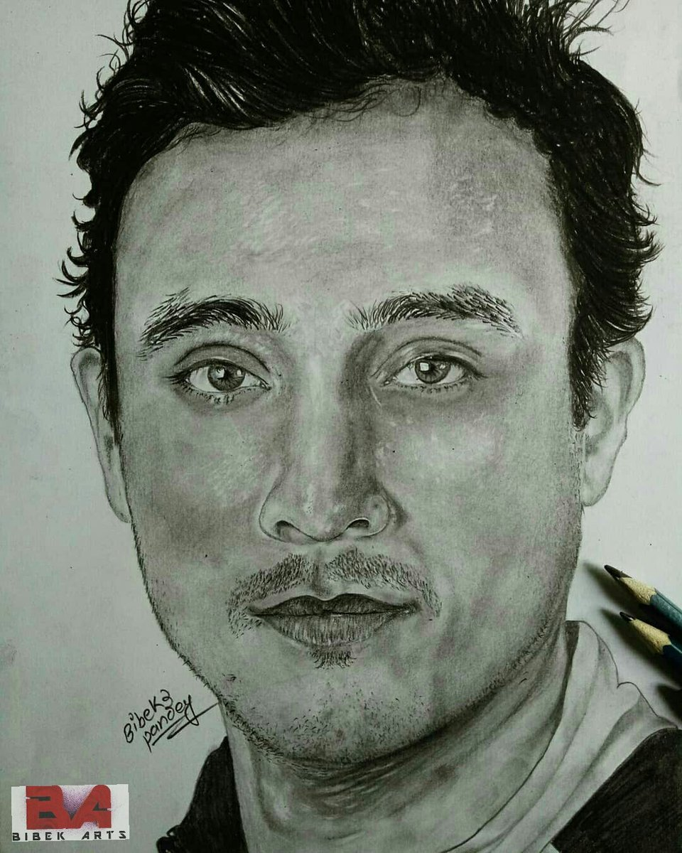 Drawing Nepali Cricketer @paras77 this one is for you brother #drawing #nepal @NepalCricket<br>http://pic.twitter.com/K8jUrGa9Ho