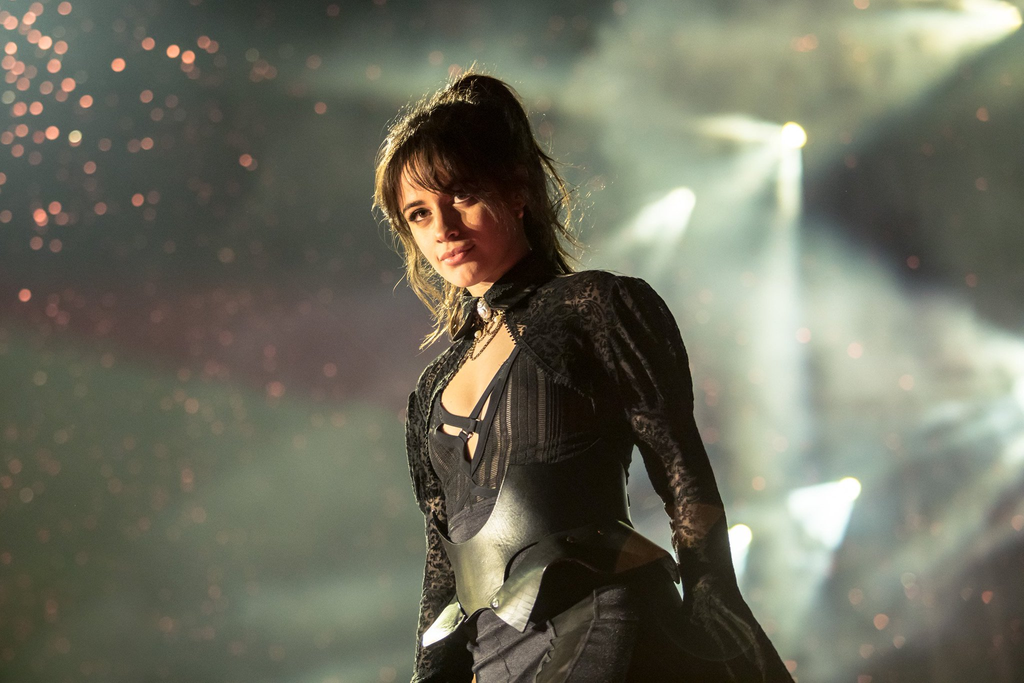 Camila Cabello performing at the BBMAs (pic courtesy of DCP Social/DCP Digital) https://t.co/g15A9GnTcJ