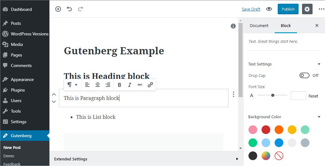 How to Prepare Your Site for WordPress Gutenberg  https:// code.tutsplus.com/articles/how-t o-prepare-your-site-for-wordpress-gutenberg--cms-31150 &nbsp; …   #webdev #webdesign #ux #uxdesign #ui #uidesign #design #graphicdesign #wordpress #tools #programming #coding #designer #cms #wordpressthemes #wordpresswebsite #frontend #fullstack #web #website #tech<br>http://pic.twitter.com/mnJCo8pfGQ