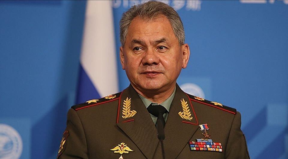 День рождения министра обороны российской федерации