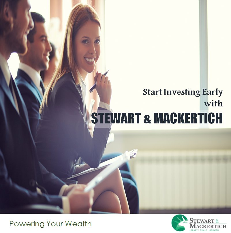 An early #investment #strategy helps you to get more #return in long run. Start #investing early with #StewartAndMackertich.  https:// bit.ly/2Fr9jSd  &nbsp;  <br>http://pic.twitter.com/RKgM17vWqT