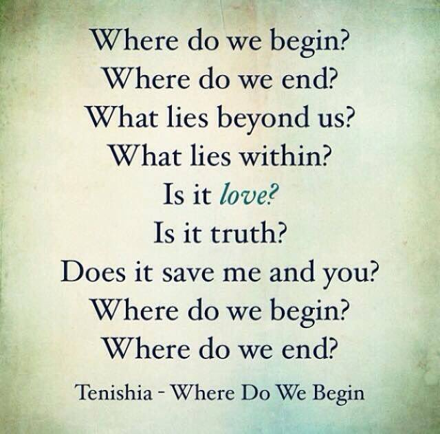 It's OFFICIAL! A brand new 'Where do we Begin?' Remix is confirmed for release! #tenishia #wheredowebegin https://t.co/IIhL1Nv3lw