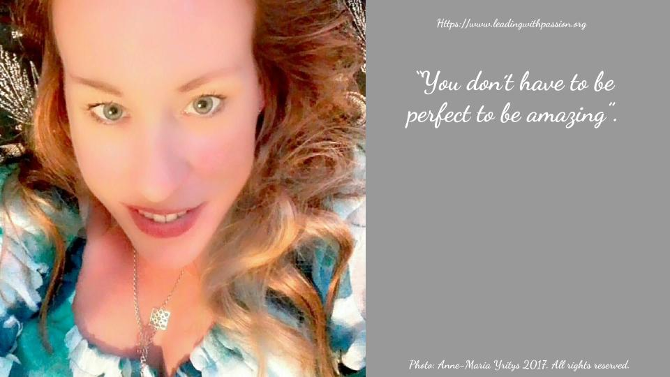 Who and what made you think that you have to be perfect to be absolutely amazing?  http:// bit.ly/CONFIDENCE111  &nbsp;   #leadership #strategy  #vision<br>http://pic.twitter.com/K18zB0KQvq