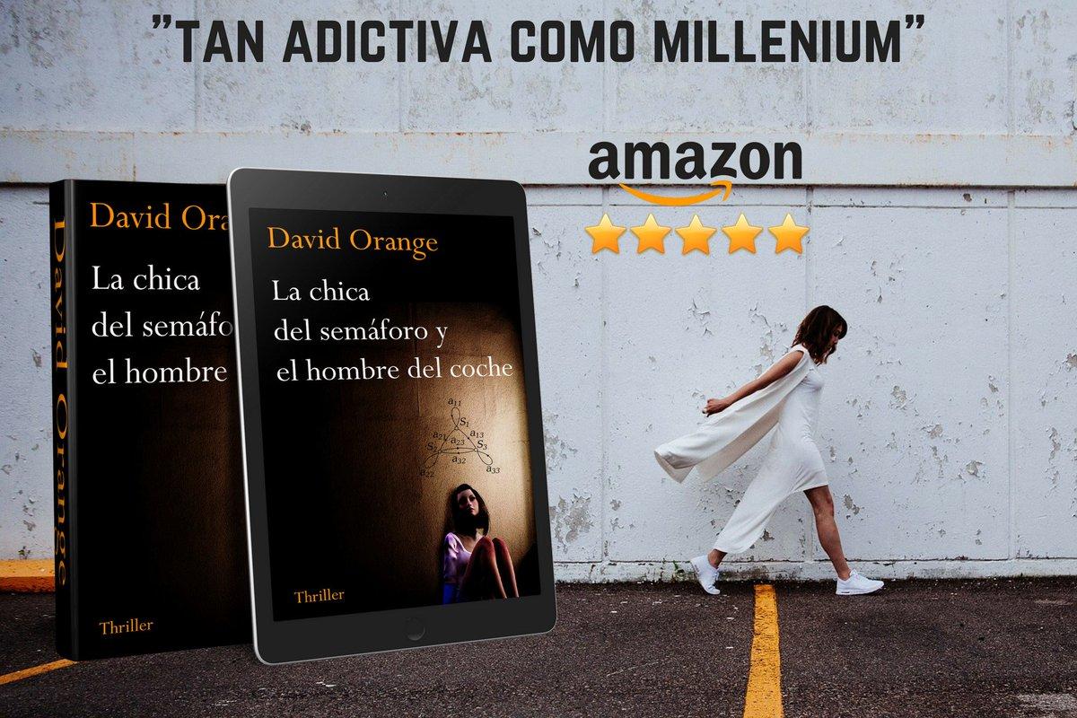 David Orange On Twitter La Chica Del Semáforo Y El Hombre Del Coche Una Enigmática Mujer Unos Misteriosos Y Crueles Asesinatos La Mente Más Inteligente Del Planeta Un Adictivo Thriller En Busca