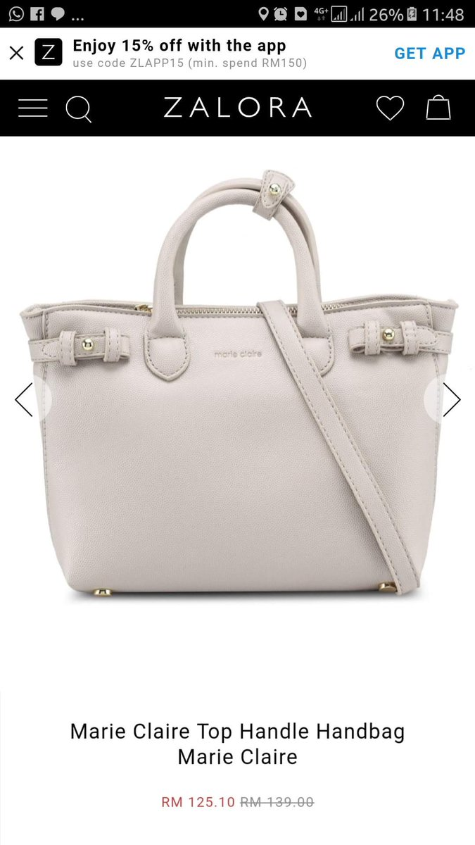 What bag to give his wife 25