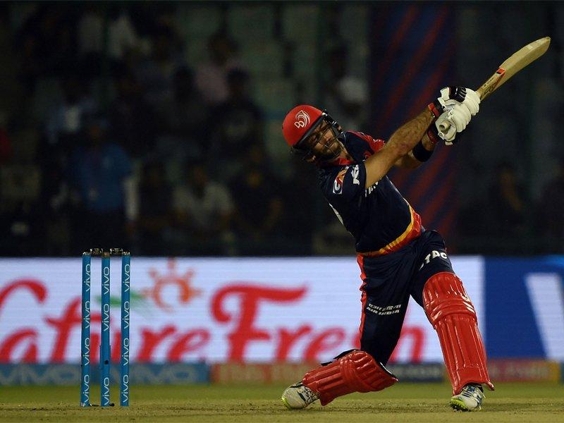 #IPL2018 Ponting blames Glenn Maxwell's poor form on Rishabh Pant   Full Story: https://t.co/1pjhSJl8aW https://t.co/grLlgma4c4