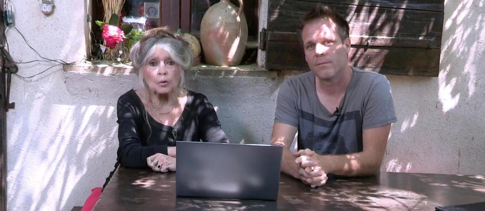 Abattoirs: Brigitte Bardot et Rémi Gaillard alertent le gouvernement dans une vidéo-choc https://t.co/WLeie6EQjt