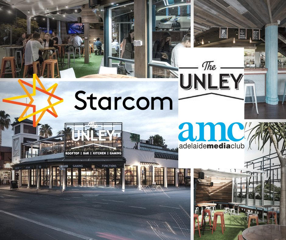#MembersOnly #Adelaide🌟🎈May End of Month Drinks 🥂🍷🍸Sponsored by Starcom Australia this Friday 25 May 2018 at The Unley 6pm - 9pm please RSVP here: https://t.co/qvLe87b62d https://t.co/dpSspir5zO