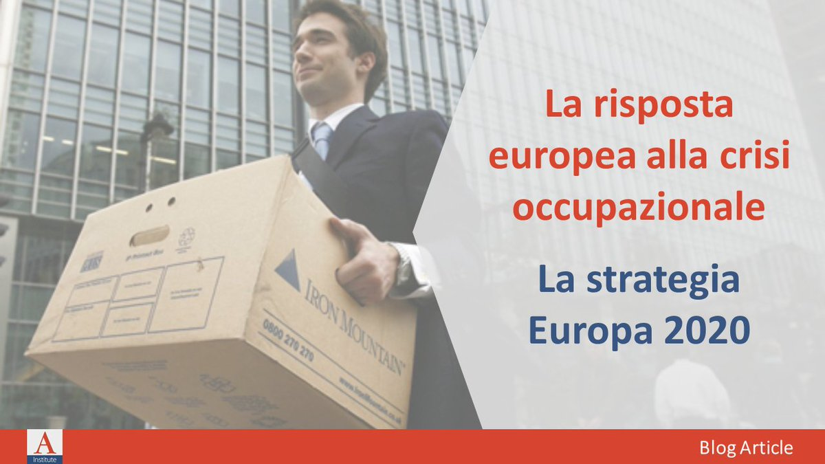 #Europa2020: la strategia dell\