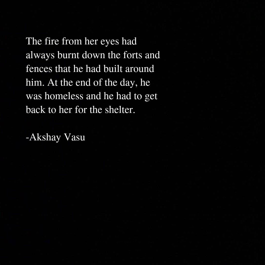 Akshay Vasu On Twitter The Fire From Her Eyes Fire She Eyes