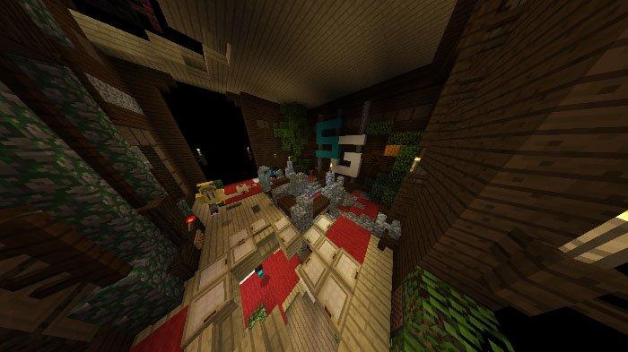 minecraft granny map