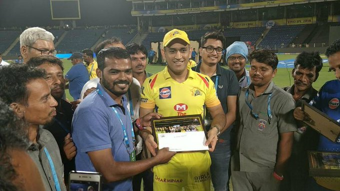 Chennai Super Kings Photo
