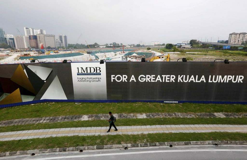 Malaysia sets up new 1MDB criminal taskforce https://t.co/8d8UUe6VHC https://t.co/Z8wXC2iFyF