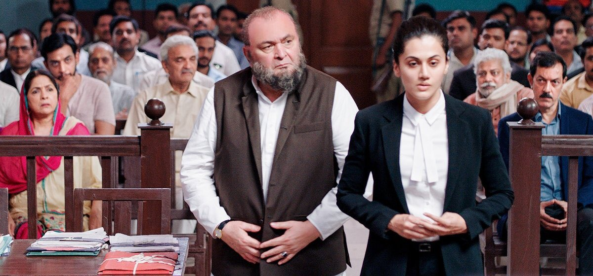 First Look of Mulk starring Rishi Kapoor, Taapsee Pannu