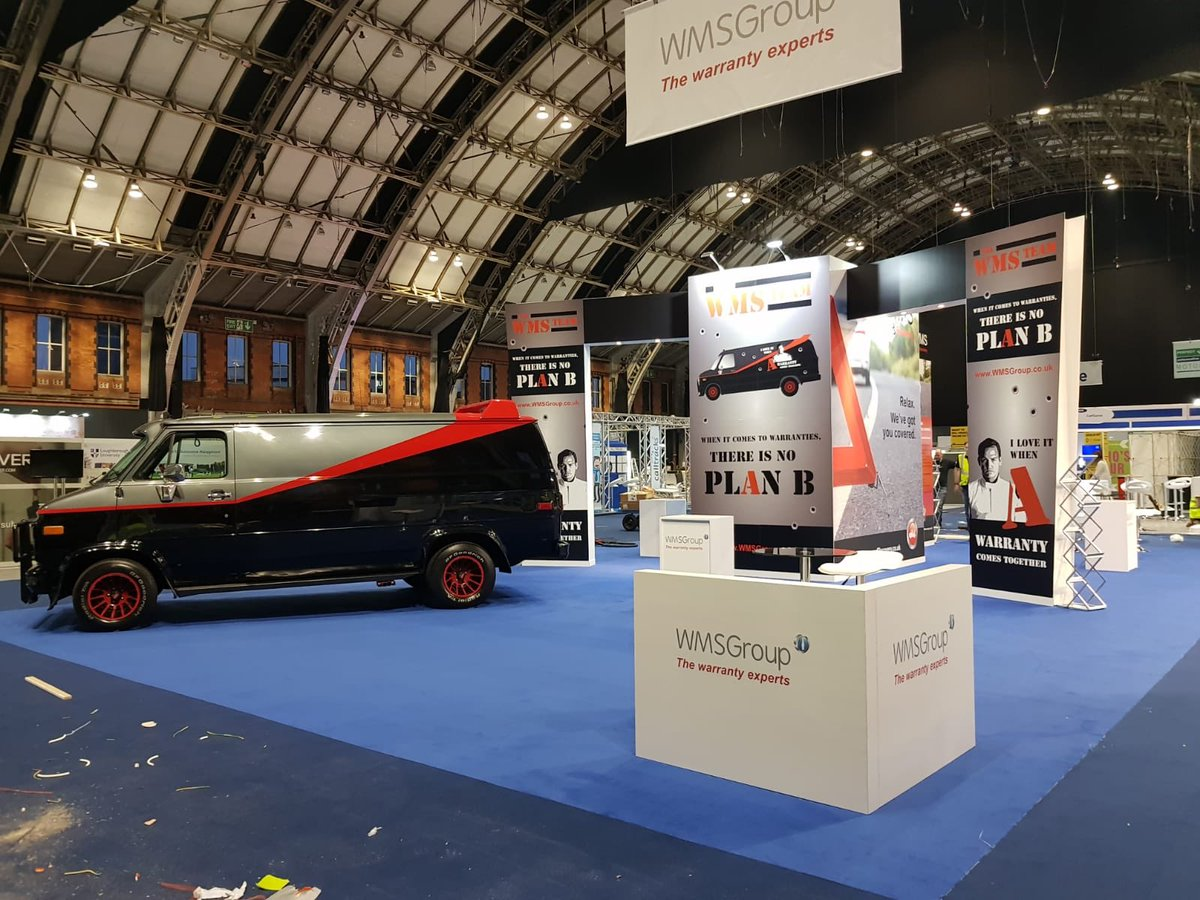 Wms Motor Group >> Wms Group On Twitter Wms Group Are All Set Up And Ready To