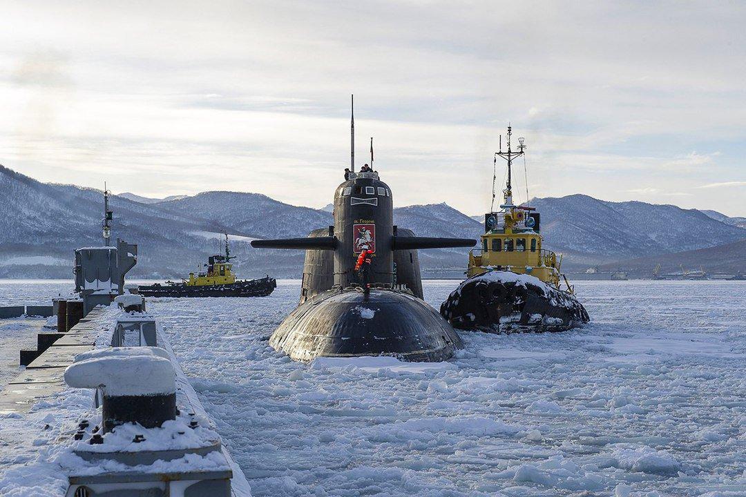 Подводные силы Тихоокеанского флота #Минобороны #ТОФ #Праздники #ПодводныеСилы
