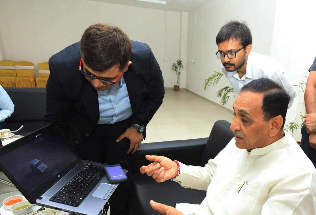 Gujarat govt launches 'Trinetra' initiative for drone surveillance of mineral areas