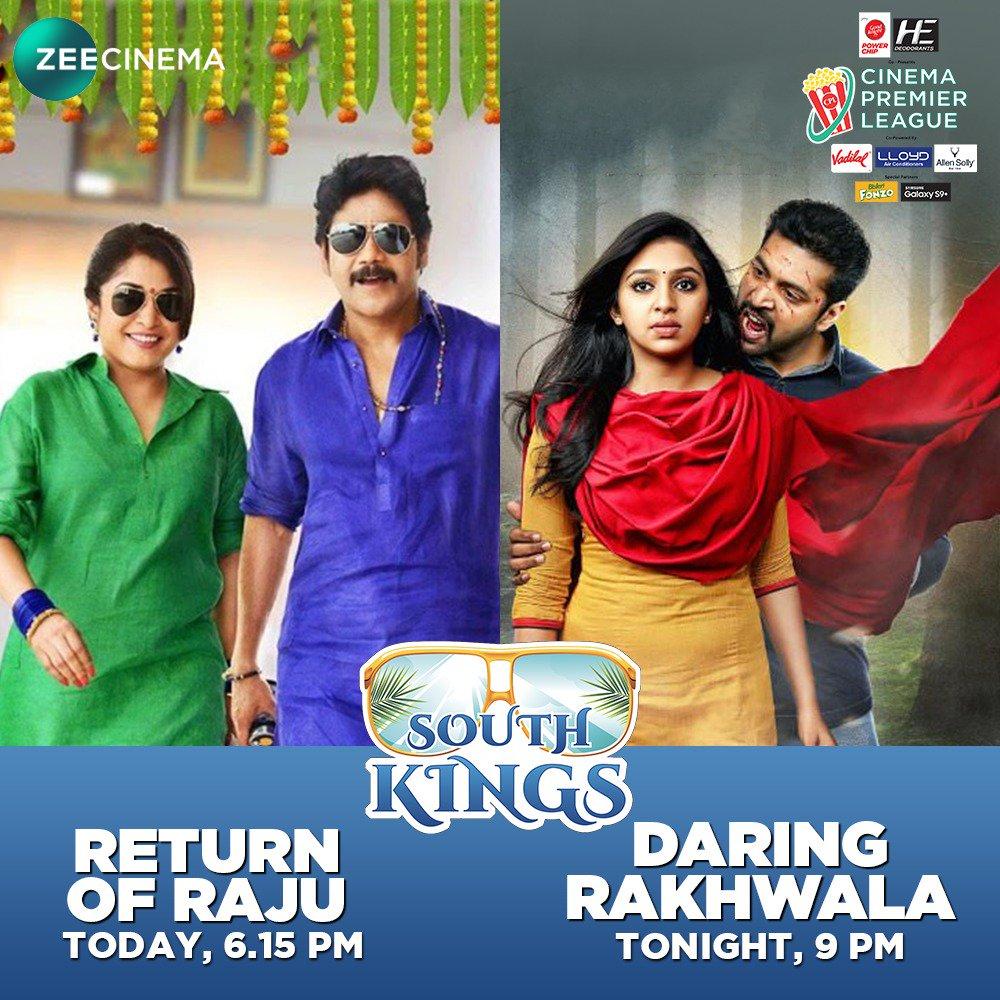 Zee Cinema On Twitter South Ka Swag Lekar Southkings Utar Rahe