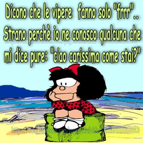 Paola Milano On Twitter Bellissima La Vignetta Di Mafalda