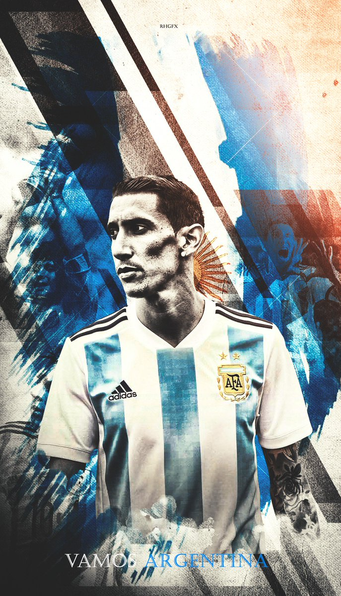 Rhgfx On Twitter Angel Di Maria X At Paudybalajr Wallpaper