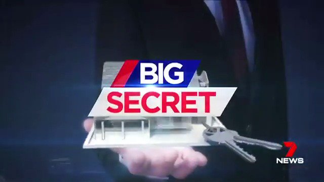 Image for the Tweet beginning: Tomorrow night on Seven News.