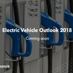 Image for the Tweet beginning: Our annual Electric Vehicle Outlook