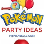 Pokemon Party Ideas and Supplies https://t.co/Ynad0n0D2T
