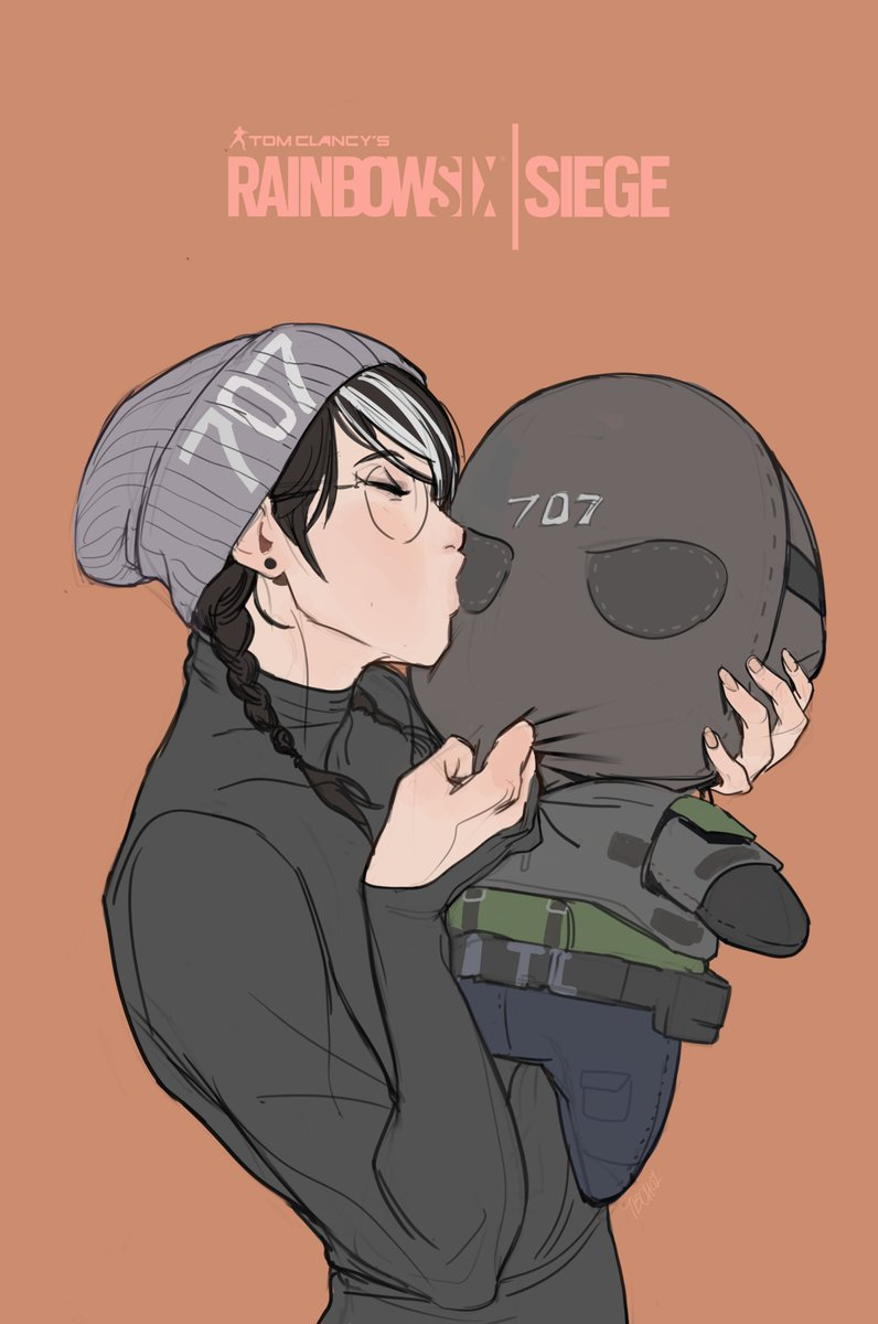 Tb Choi On Twitter Rainbowsixsiege Dokkaebi Vigil For