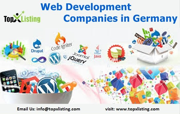 TopWebDevelopmentCcompanyGermany hashtag on Twitter