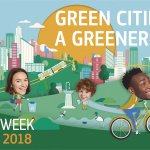 #EUGreenWeek 2018 starts today!  #Interreg is part of it and contributes to making cities greener and, thus, improving quality of life to the people that live there! 🏙️🌿🍀🍃
