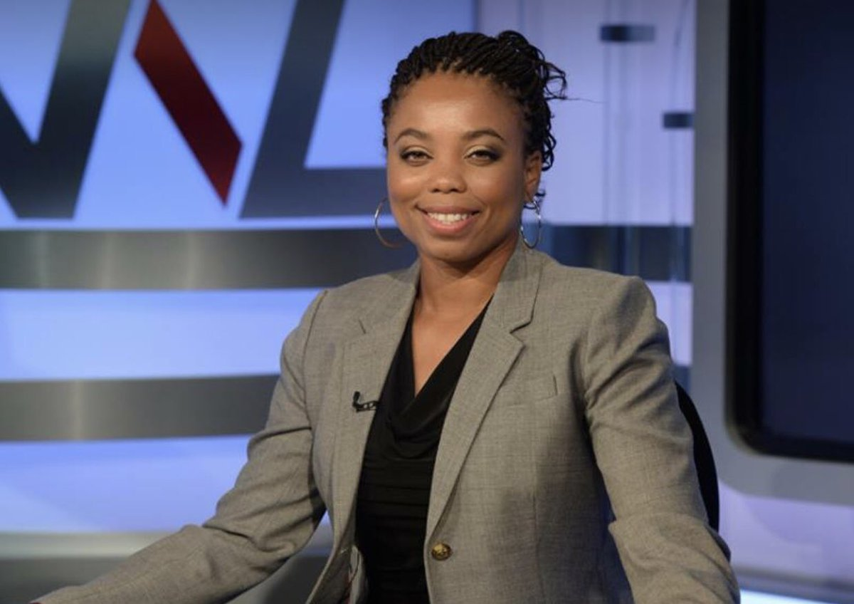Huge congrats to the inspiring and Michigan State's own Jemele Hill (@jemelehill) on being named the #NABJ18 Journalists of the Year!<br>http://pic.twitter.com/qD0dIjGcCi
