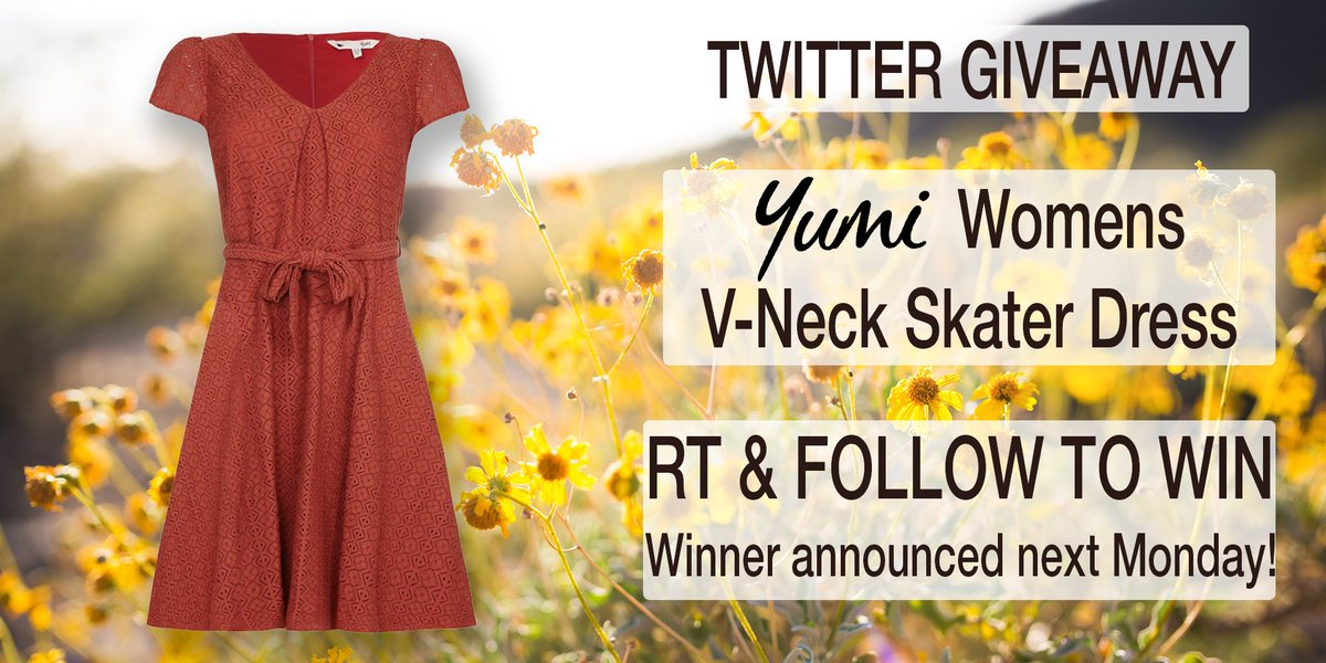 dc7c364b37e77 RT @unitextiles: #Yumi Womens #Summer #Dress #Giveaway! #Follow & RT to  #win! Ends 28/05 #competition #prize #compers #contest #prizes #comping  #prizedraw ...