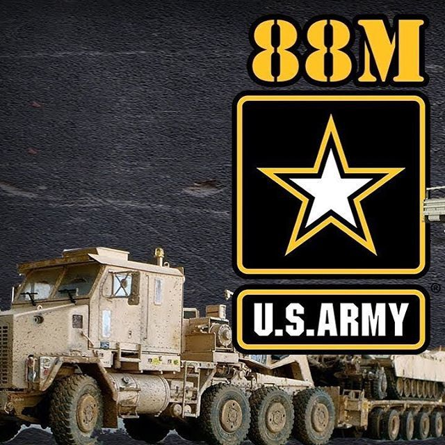 Christopher Chaos On Twitter Find Out About The Army Mos 88m - Us-army-88m